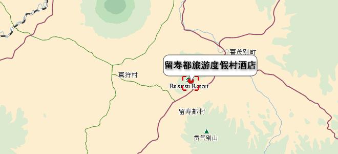 札幌高清旅游地图