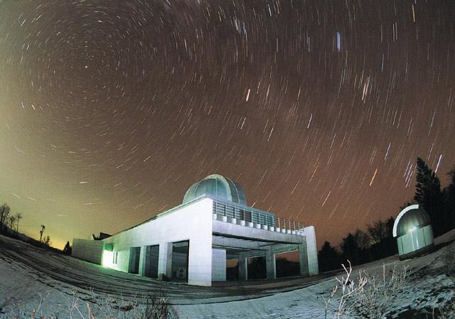 银河之森天文台(陆别町)